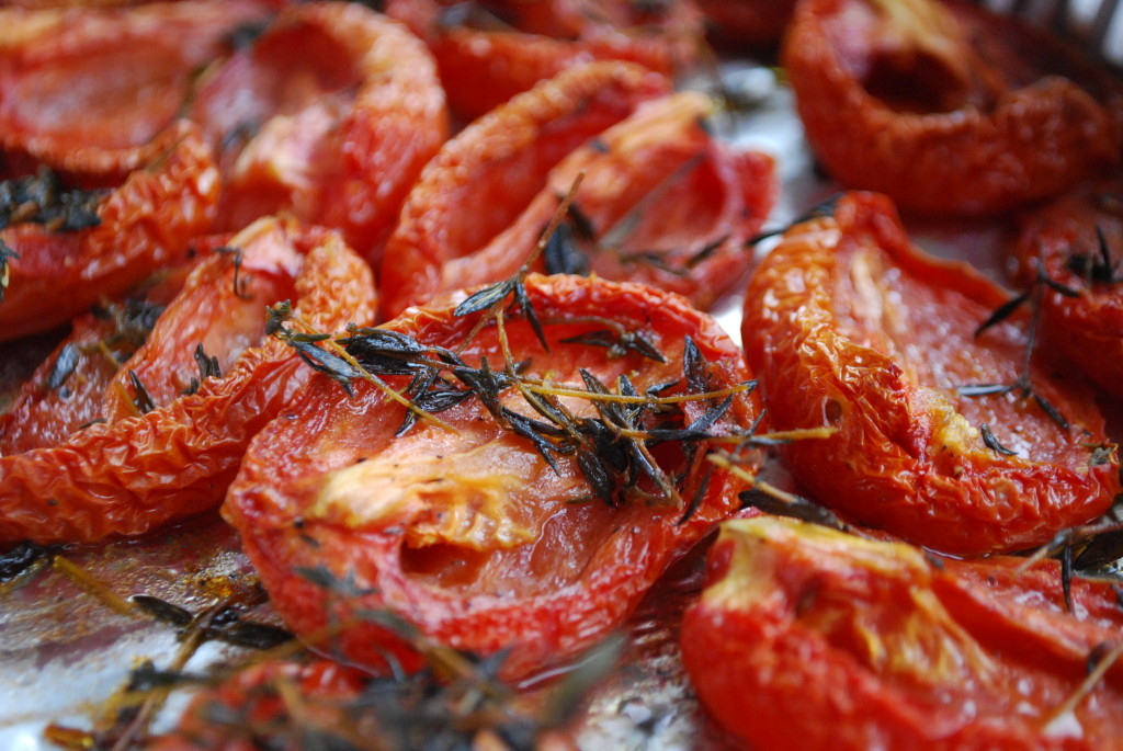 easy homemade sundried tomatoes