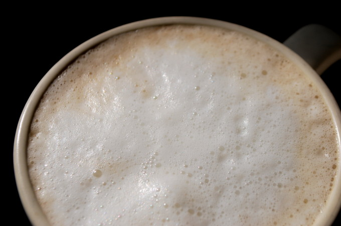 Mason Jar Hack: Perfect Frothy Milk